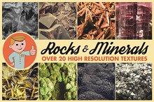 Rocks & Minerals Texture Pack