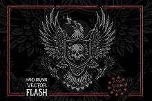 Burning Eagle Flash