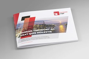 Offshore Oil and Gas Booklet Design