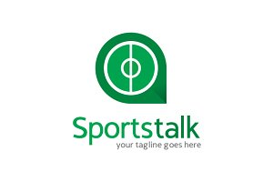 Sports Talk/ Forum/ Community Logo
