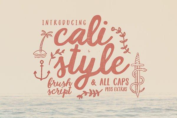 Cali Style Font