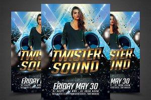 Twister sound