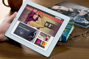 Responsive Magento Fashion Theme