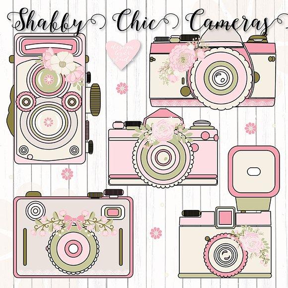 Vector Camera cliparts ~ Illustrations ~ Creative Market