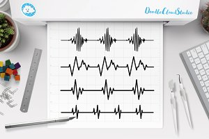 Heartbeat SVG, Cardio Files