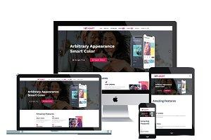 ET Adapt App Showcase WordPress