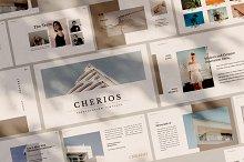 Cherios Google Slides by  in Google Slides