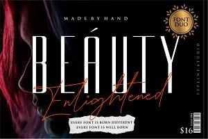 Beauty Enlightened | New Duo