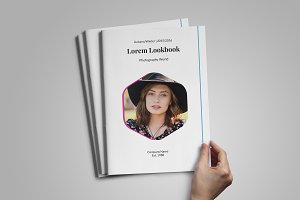Lookbook | Catalogs Template