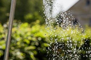 Home garden shower