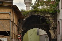 Old Istanbul Buildings by  in Arts & Entertainment