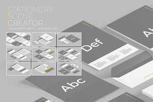 Stationery Scene Creator