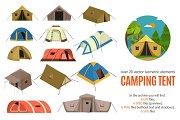 Camping Tents Set