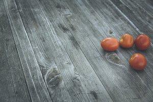 fresh bio tomatoes