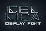 Cellica - Display Font