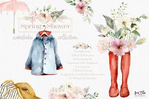 Spring Shower Wardrobe Collection