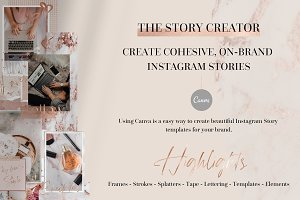 THE STORY CREATOR - Instagram