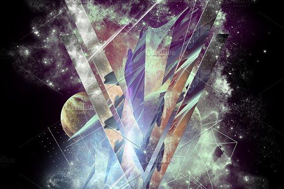 """Labyrinth"" Digital Artwork"