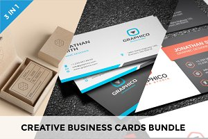 Creative Business Cards Bundle vol.5