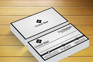 Global Star Vol-5 Business Card