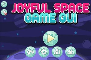 Joyful Space - Game GUI