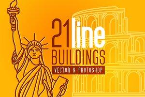 21 Line Buildings