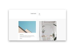 Annette - A Minimal Blog Theme