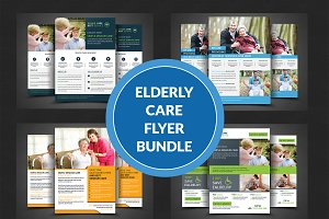 Home Care Flyer Bundle