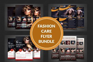 Fashion Agency Flyers Bundle