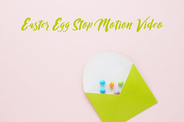 Easter Stop Motion Video