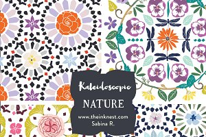 Kaleidoscopic Nature EPS