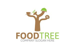 Food Tree Logo