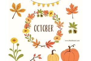 October EPS