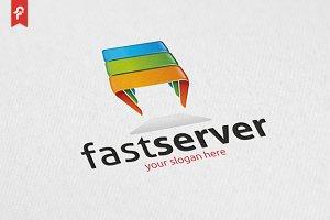 Fast Server Logo