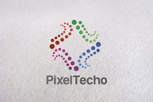 pixel, branding, unique, technology
