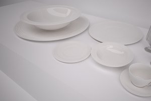 Contemporary Dinnerware