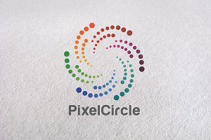 creative / circle / colorful logo
