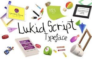 Lukid Typeface