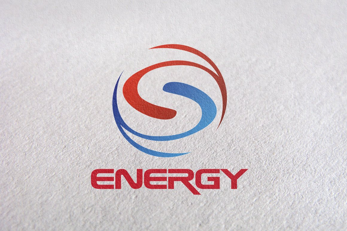 logo S, Letter S, circle logo design ~ Logo Templates ~ Creative Market