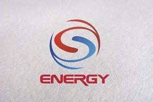 logo S, Letter S, circle logo design
