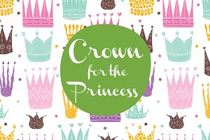 Princess crown.