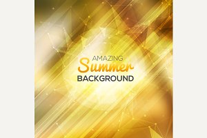 Summer abstract background.