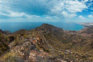 Mediterranean Sea coastline (Cartage