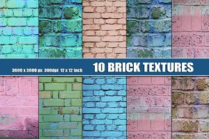 BRICK WALL DISTRESSED TEXTURE