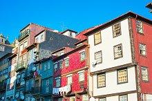 Architecture of Porto old town