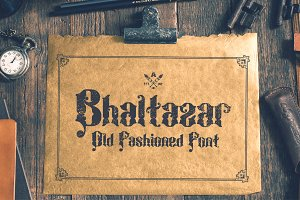 Bhaltazar Font