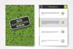 Navigation template