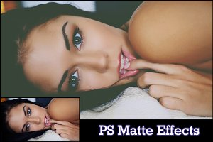 PS Matte Effects