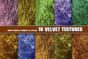 Velvet Textile Fabric Texture