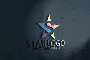 Star S Letter Logo